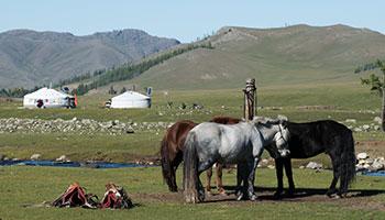 Légendes mongoles
