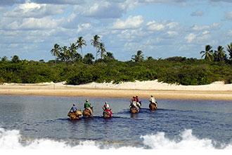 Voyage à cheval en Améique centrale