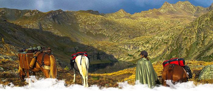 La montagne à cheval en France