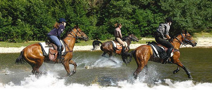 La Bulgarie à cheval