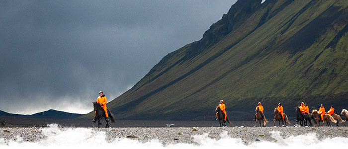 L'Islande à cheval