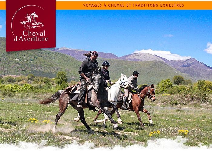 Partez à cheval en Europe de l'Est