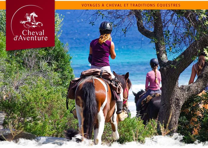 Partez à cheval en France en Septembre